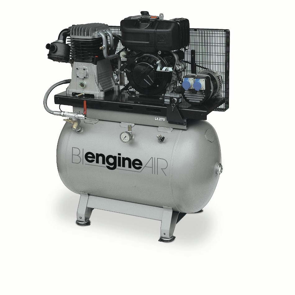 Bi-engineAir zuigercompressoren