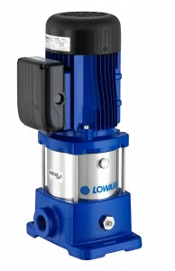VM Close coupled vertical multistage pump