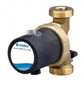 ecocirc PRO Hoge efficiëntie tapwater circulatiepompen